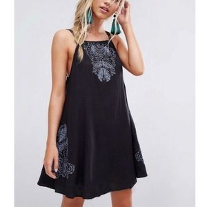 Free People Tulum Slip Dress